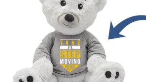 T-Shirt Message Bears
