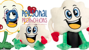 Custom Made Plush Toys, Personal Promotions by Progimpex