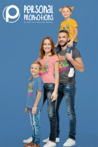 Design Your Own T-Shirts at Personal Promotions by Progimpex