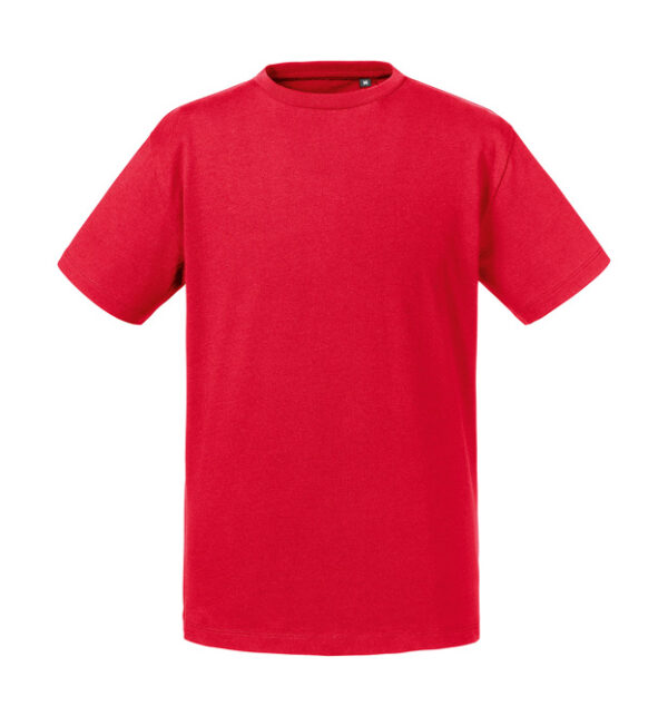Classic Red Custom Printed T-shirt for Kids