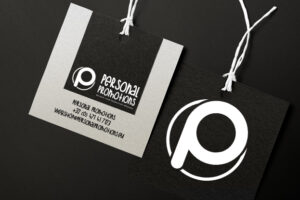 Custom Tag Personal Promotions